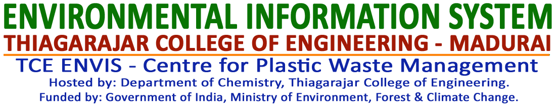 TCE ENVIS - Plastic Waste Management